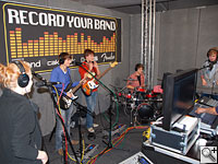 Musik Produktiv Messe 2005 - Record your band